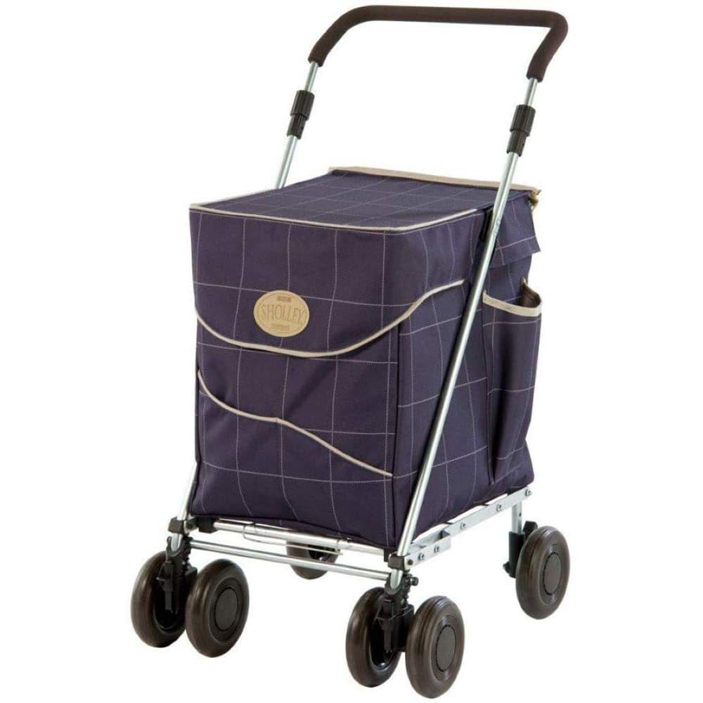 poussette de marché 6 roues sholley